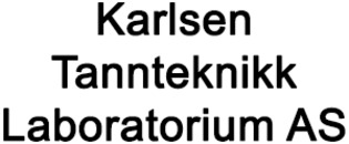 Karlsen Tannteknikk Laboratorium AS logo