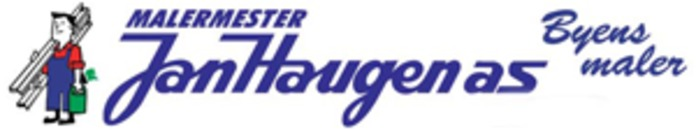 Malermester Jan Haugen AS logo