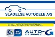 Slagelse Autodele A/S logo