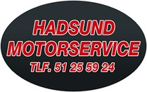 Hadsund Motorservice v/ Jonas Klæsøe Jensen logo