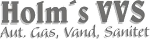Holm's VVS ApS logo