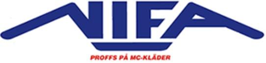 Nifa MC-Kläder logo