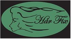 Ullas Hårfix logo