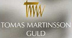 Tomas Martinsson Guld logo