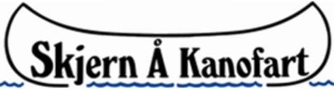 Skjern Å Kanofart logo