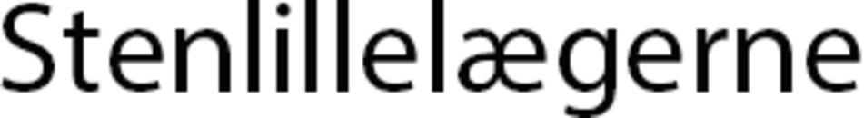 Stenlillelægerne logo