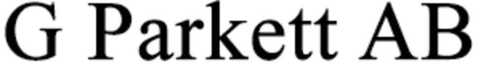Globus Parkett AB logo