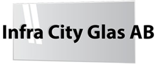 Infra City Glas AB logo