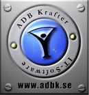 Adb-Krafter C.L.J. AB logo
