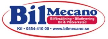 Bilmecano Uno Christoffersson AB logo