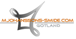 M. Johanssons Smide Gotland, AB logo