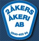 2Åkers Åkeri AB logo