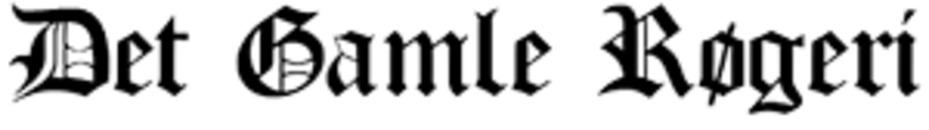 Det Gamle Røgeri logo