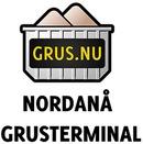 Grusterminalen i Kävlinge - Nordanå Grusterminal logo