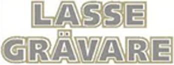 Lasse Grävare AB logo