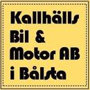 Kallhälls Bil & Motor AB logo