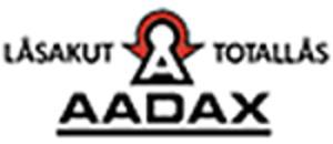 AADAX Totallås logo