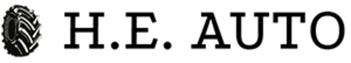 H. E. Auto logo
