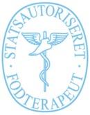 Klinik for Fodterapi v/ N. Diderik logo
