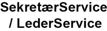 SekretærService / LederService logo