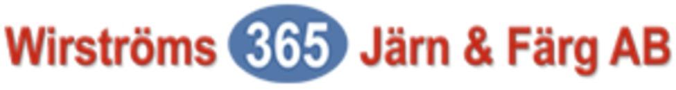 Wirströms Järn & Färg AB logo