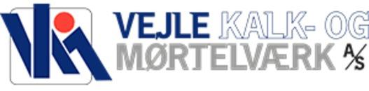Vejle Kalk- og Mørtelværk A/S logo