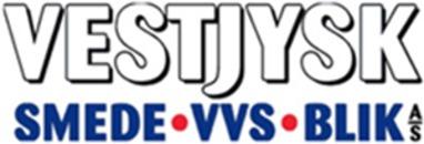 Vestjysk Smede - VVS - Blik A/S logo