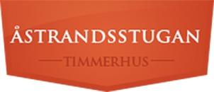 Åstrandsstugan Timmerhus AB logo