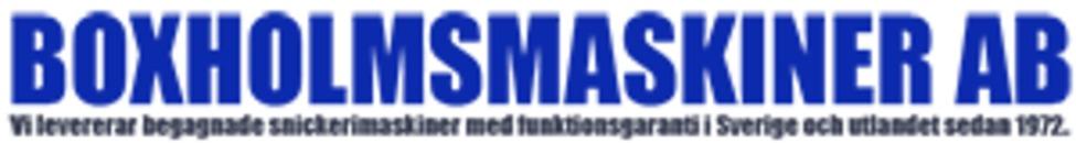 Boxholms Maskiner AB logo