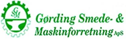 Gørding Smede- og Maskinforretning ApS logo
