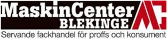 Maskincenter Blekinge AB logo