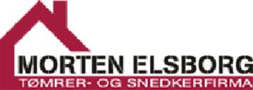 Morten Elsborg Tømrer- og Snedkerfirma logo