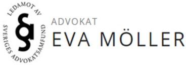 Advokat Eva Möller AB logo
