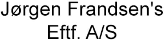 Jørgen Frandsen's Eftf. A/S logo