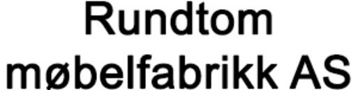 Rundtom Møbelfabrikk AS logo