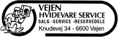 Vejen Hvidevare Service logo