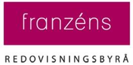 Franzéns Redovisningsbyrå logo