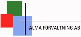 Alma Förvaltning AB logo