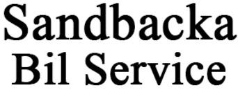 Sandbacka Bil Service logo