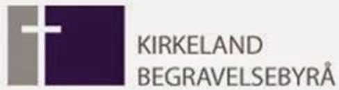 Kirkeland Begravelsesbyrå AS logo