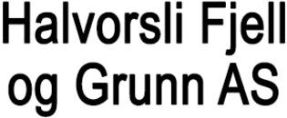 Halvorsli Fjell og Grunn AS logo