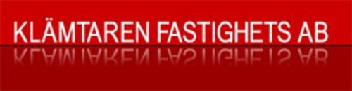 Klämtaren Fastighets AB logo