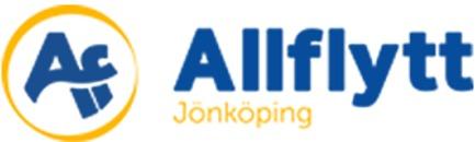 Allflytt i Jönköping AB logo