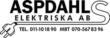 Aspdahls Elektriska AB logo