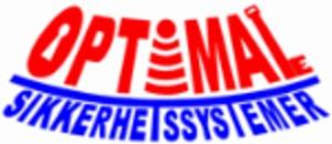 Optimal Sikkerhetssystemer avd Moss Låsservice logo