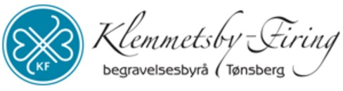 Klemmetsby - Firing Begravelsesbyrå avd Tjølling logo