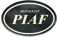 Restaurant Piaf logo