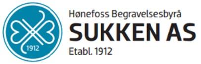 Hønefoss Begravelsesbyrå, Sukken AS logo