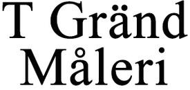 T Gränd Måleri logo