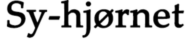 Sy-hjørnet logo